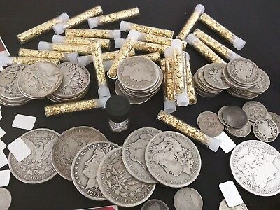 ⚡️Gold and Silver Estate Lot Sale! ✯ Old US Coins ✯ Bullion ✯ .999 Silver Bars⚡️