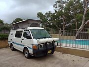 1999 Toyota hiace camper van. Excellent condition! Freshwater Manly Area Preview
