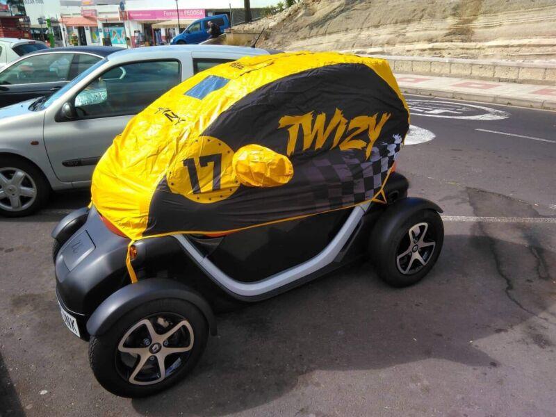 Renault Twizy Original Cover