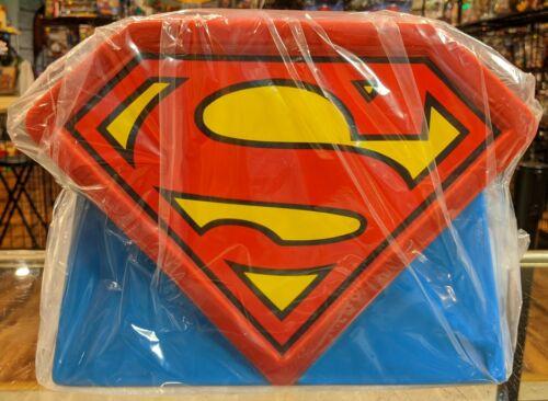 Diamond Select Superman The Animated Series Ceramic Logo Cookie Jar
