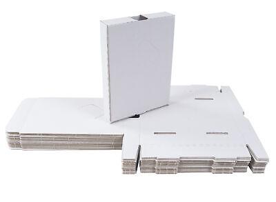 25 Cajas Cartón 185x135x35 de Envío Plegable Grande