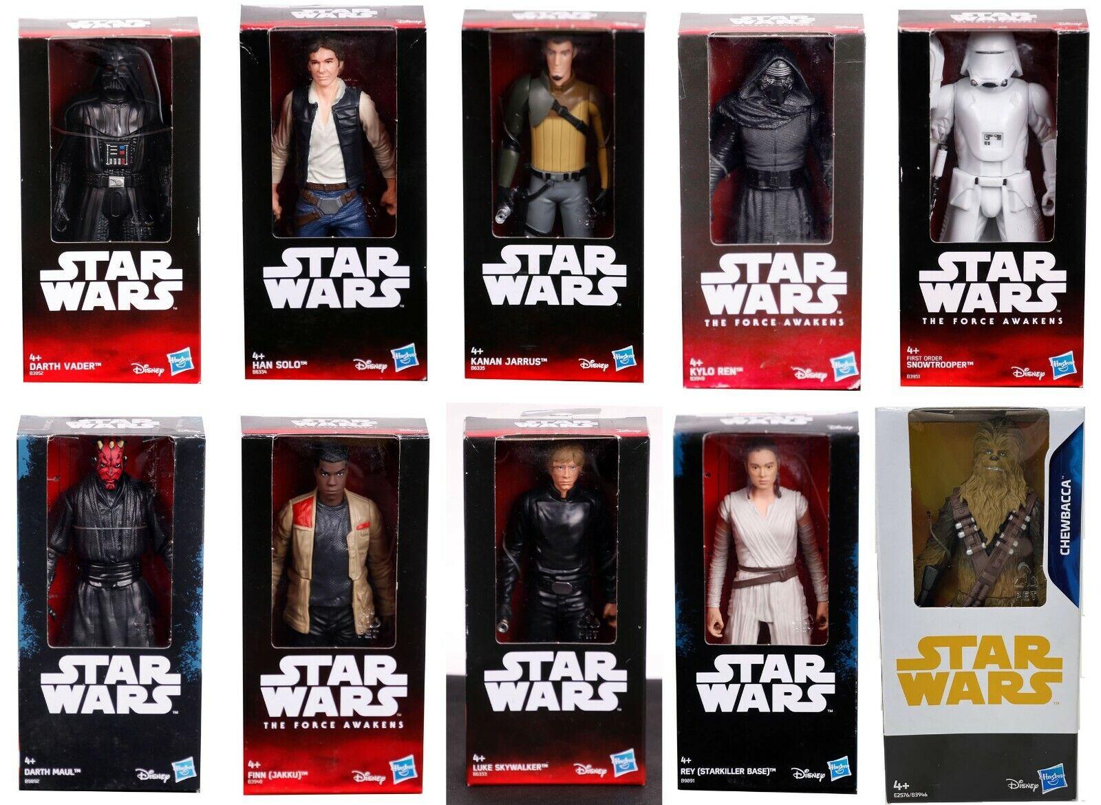 Star Wars 15 cm Figuren (Hasbro B3946) Auswahl