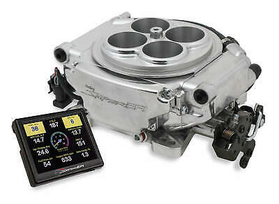 Holley Sniper EFI 550-510 Factory Refurbished Self-Tuning Throttle Body Kit