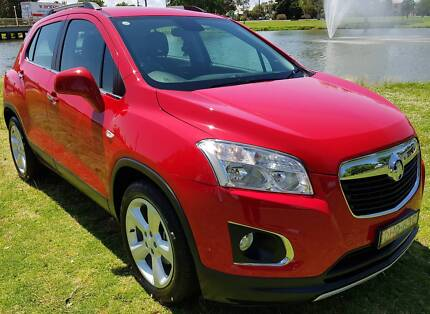 2016 Holden Trax Ltz 1.4L Turbo Petrol Automatic Forbes Forbes Area Preview