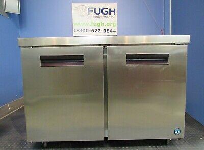 Hoshizaki Crmr48 2 Door Undercounter Refrigerator