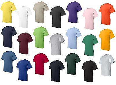 Hanes Beefy-T POCKET T-Shirt NEW 6.1 oz. 100% Cotton 5190 Me