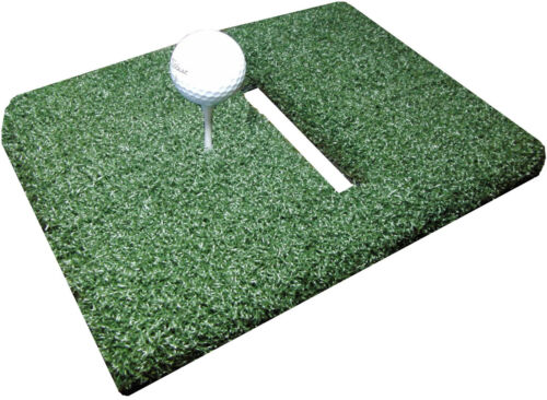Replacement For Optishot Golf Simulator Artificial Grass Turf Top Holds Wooden T