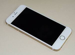 iPhone 6s Gold top condition Belmore Canterbury Area Preview