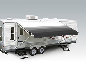 Carefree Fiesta RV Awning 10 21 Complete With Arms