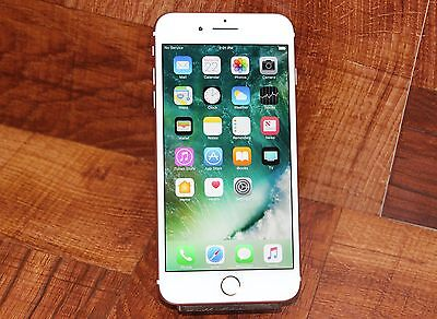 AS IS Apple iPhone 7 Plus - 128GB - Rose Gold (AT&T) Smartphone MN562LL/A