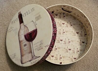 Hat Wine Bottle - 12