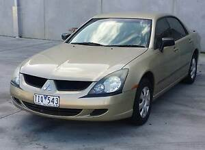 2004 MITSUBISHI MAGNA TL WITH REGO KM 150.000 Reservoir Darebin Area Preview
