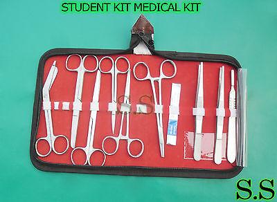 25 Student Kit Medical Kit Nurse Kit Surgical Set New Ds-983