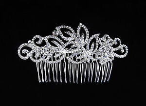 Crystal-Bridal-Tiara-Wedding-Prom-Event-Hair-comb-Hair-pin-HC1104