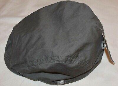 Kangol Flat Cap Mens size S/M Grey
