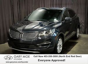 2015 Lincoln MKC BASE W/ PANO SUNROOF, LEATHER, CRUISE CONTROL!