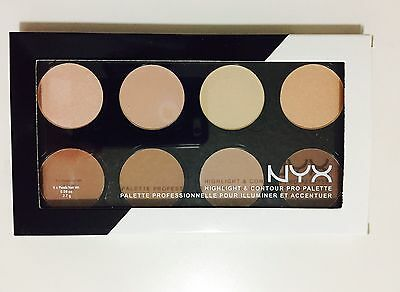 NYX HIGHLIGHT & CONTOUR PRO PALETTE Pressed Powder