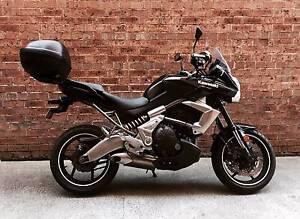 2010 Kawasaki Versys Bondi Eastern Suburbs Preview