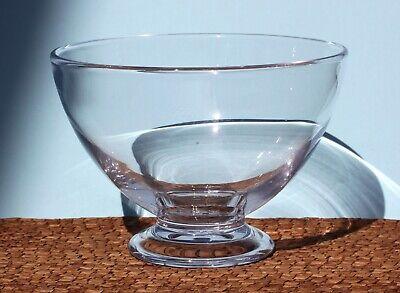 SIMON PEARCE  Cavendish Large Handblown Glass Bowl  NEW (Cavendish Glasses)