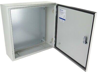 Yuco Yc-16x16x6-ul Electrical Box Ip66 Nema Type 4 Enclosure Gland Screw Plate