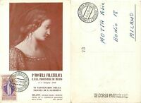 2321 - Repubblica - Cartolina Maximum Nascita Di Santa Caterina, 04/06/1949 -  - ebay.it