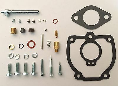 Farmall 300 350 400 450 Tractor Carburetor Repair Kit With Shaft