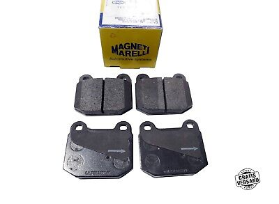 BREMSBELÄGE HINTEN MASERATI QUATTROPORTE IV 2,8 3,2 GHIBLI II 2,0 BRAKE PAD (Best Brake Pad Manufacturer)