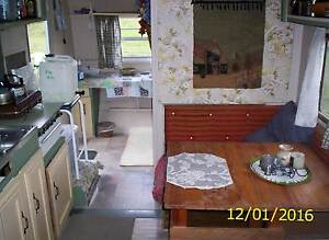 CARAVAN+ FOR RENT $80 A WEEK STANTHORPE AREA FOR ONE PERSON ONLY Stanthorpe Southern Downs Preview