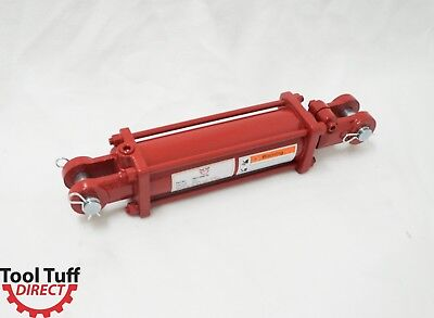 Tie Rod Cylinder Hydraulic Double Acting 3 Bore X 8 Stroke -8 Sae 3000psi