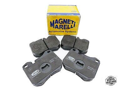 SATZ BREMSKLÖTZE BREMSBELÄGE VORNE PORSCHE 924 928 944 MAGNETI MARELLI AB (Best Brake Pad Manufacturer)