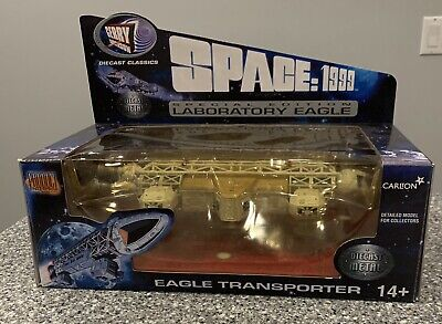 Space 1999 Special Edition Laboratory Eagle- Diecast
