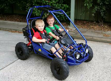 4-9YRS KIDS BILBY 160 MINI OFFROAD BUGGY GO KART QUAD ATV Russell Vale Wollongong Area Preview