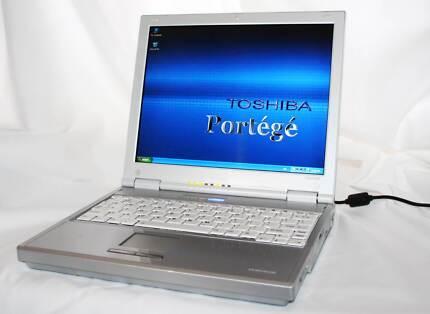 12.1  - Retro Portégé A200 1.60 GHz /512 GB RAM/60 GB HDD