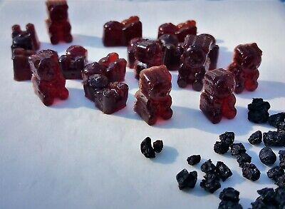HANDMADE Organic Elderberry Gummies, Syrup, DIY Kits Nat Immune Herbs Anti-Viral