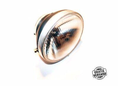 FRONT SCHEINWERFER LAMPE ORIGINAL CARELLO FIAT NUOVA 1100 103 53-70 H1 NOS