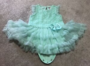 Infant to toddler girl pretty dresses. $7 EACH
