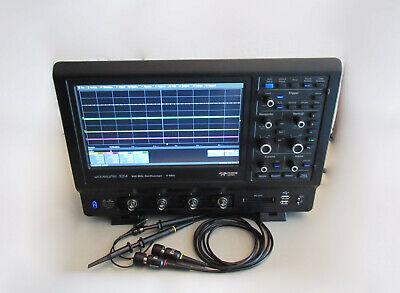 Lecroy Wavesurfer Ws3054 500mhz Oscilloscope 2 Pp020 Probes Perfect