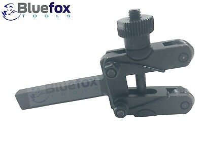 Lathe Clamp Type Knurling Tool 2 Wheel Industrial 1 12 Capacity