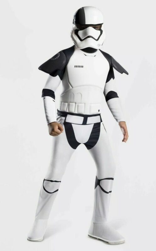 Star Wars Storm Trooper Executioner Deluxe Child Halloween Costume Small 4-6