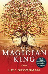 GROSSMAN,LEV-MAGICIAN KING, THE  BOOK NEU