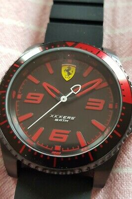 Mens Ferrari 45mm Watch. New!
