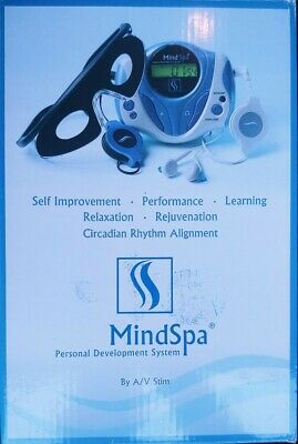 Used  MindSpa MDS-12p Relaxation Personal Development System