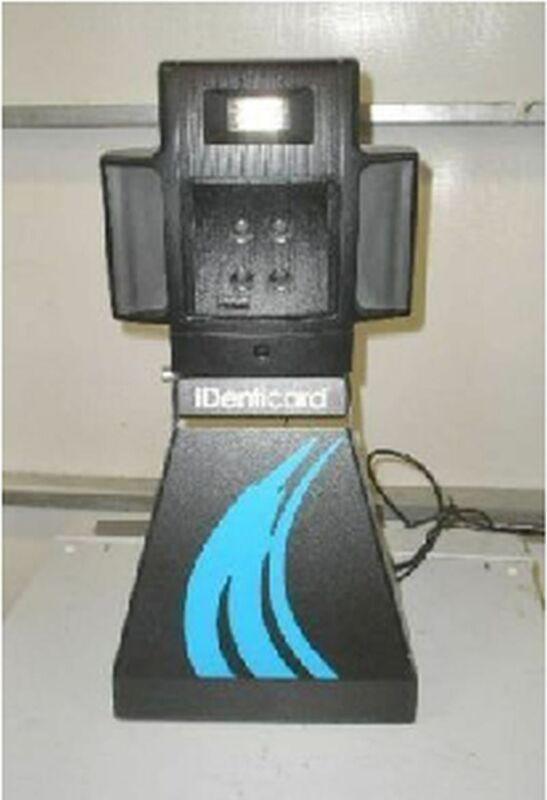 IDenticard Model LOC 170-FK ID Photo Machine