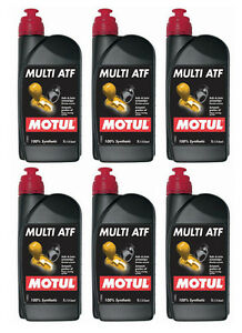 motul getriebe l multi atf 6 x 1 liter vollsynthethisch. Black Bedroom Furniture Sets. Home Design Ideas