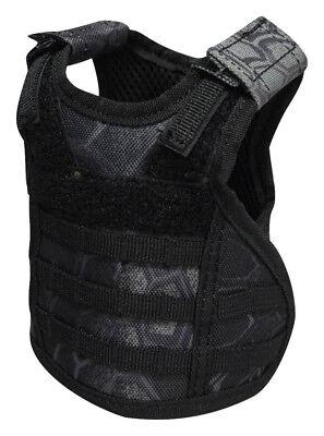 BAO Tactical Mini Body Armor Koozie, Black Snake Camo