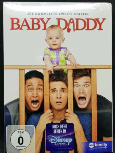 DISNEY Baby Daddy Staffel 2 ( DvD ) NEU
