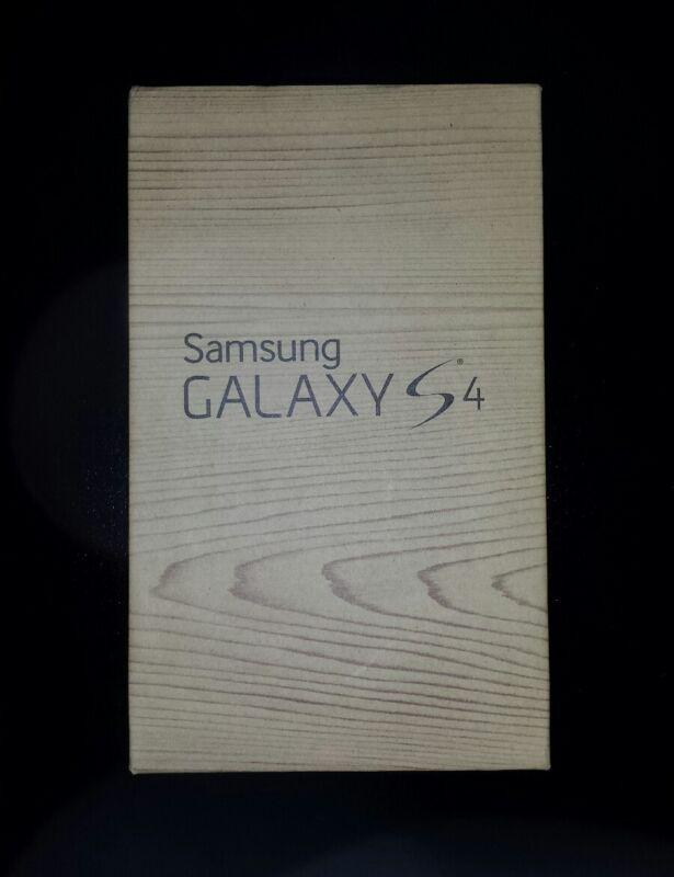 Samsung Galaxy S4 Box Only (BLACK)
