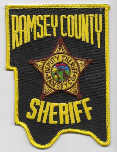 Ramsey County Sheriff State Minnesota MN