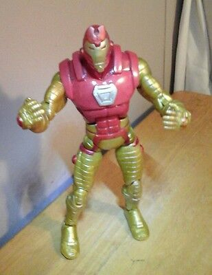 Iron Man Thor Armor (Marvel Legends MODOK Series Thor-Buster ARMOR IRON MAN 100% COMPLETE)