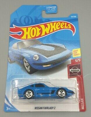 NEW Hot Wheels - Nissan Fairlady Z (5/5 Nissan)